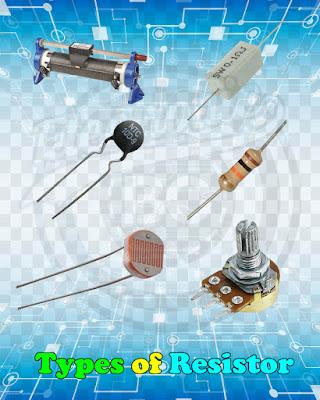 Types of Resistor
