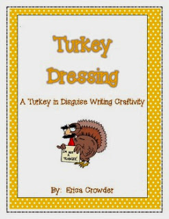 http://www.teacherspayteachers.com/Product/Turkey-Dressing-Turkey-in-Disguise-Writing-Craftivity-Freebie-411211