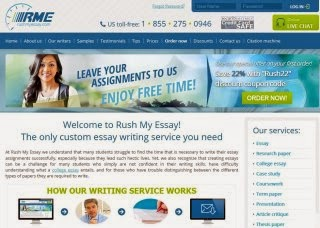 Reviews for online paper writers