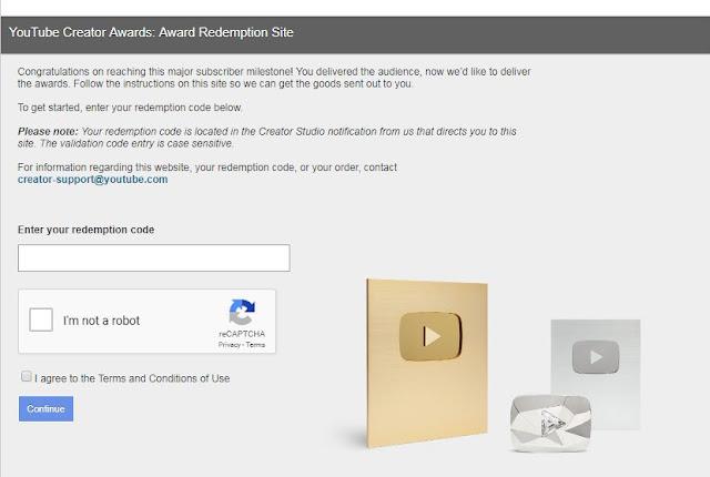 berlaku untuk YouTube play button