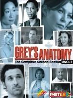 Ca phẫu thuật của Grey 2
