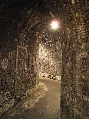 gruta mistériosa