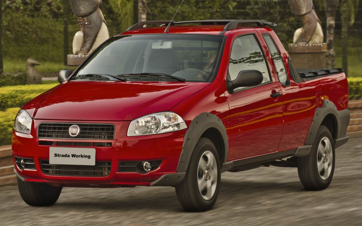 saveiro x strada: preço, consumo e capacidade de carga | car.blog.br