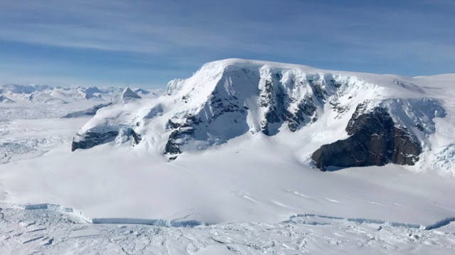 Antarctica losing six times more ice mass annually now than 40 years ago