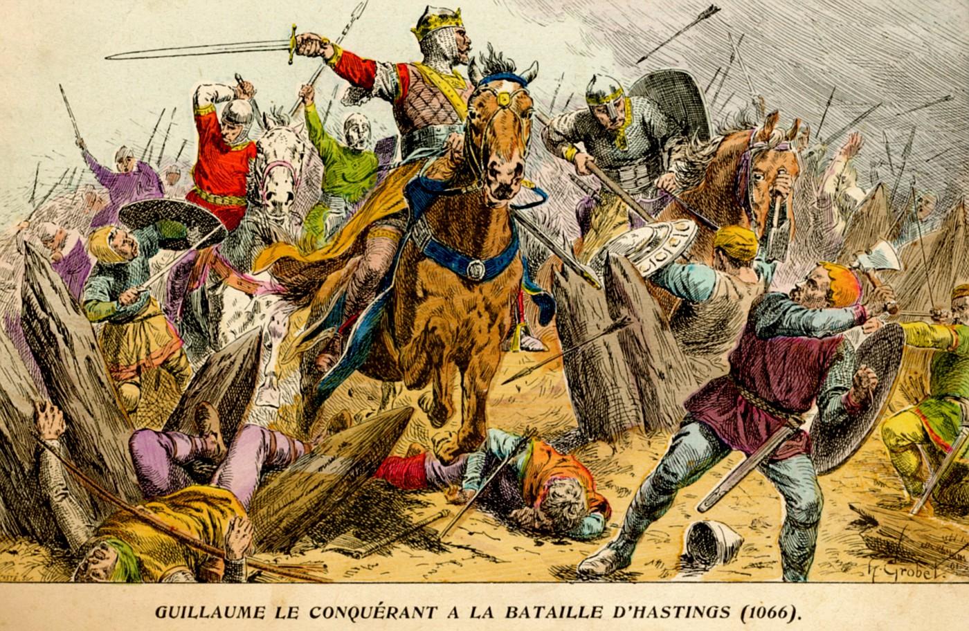 Histoblog: Guillaume de Normandie, l'ascension du fils ...