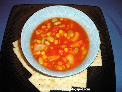 Margaret's Morsels | Vegetable Soup