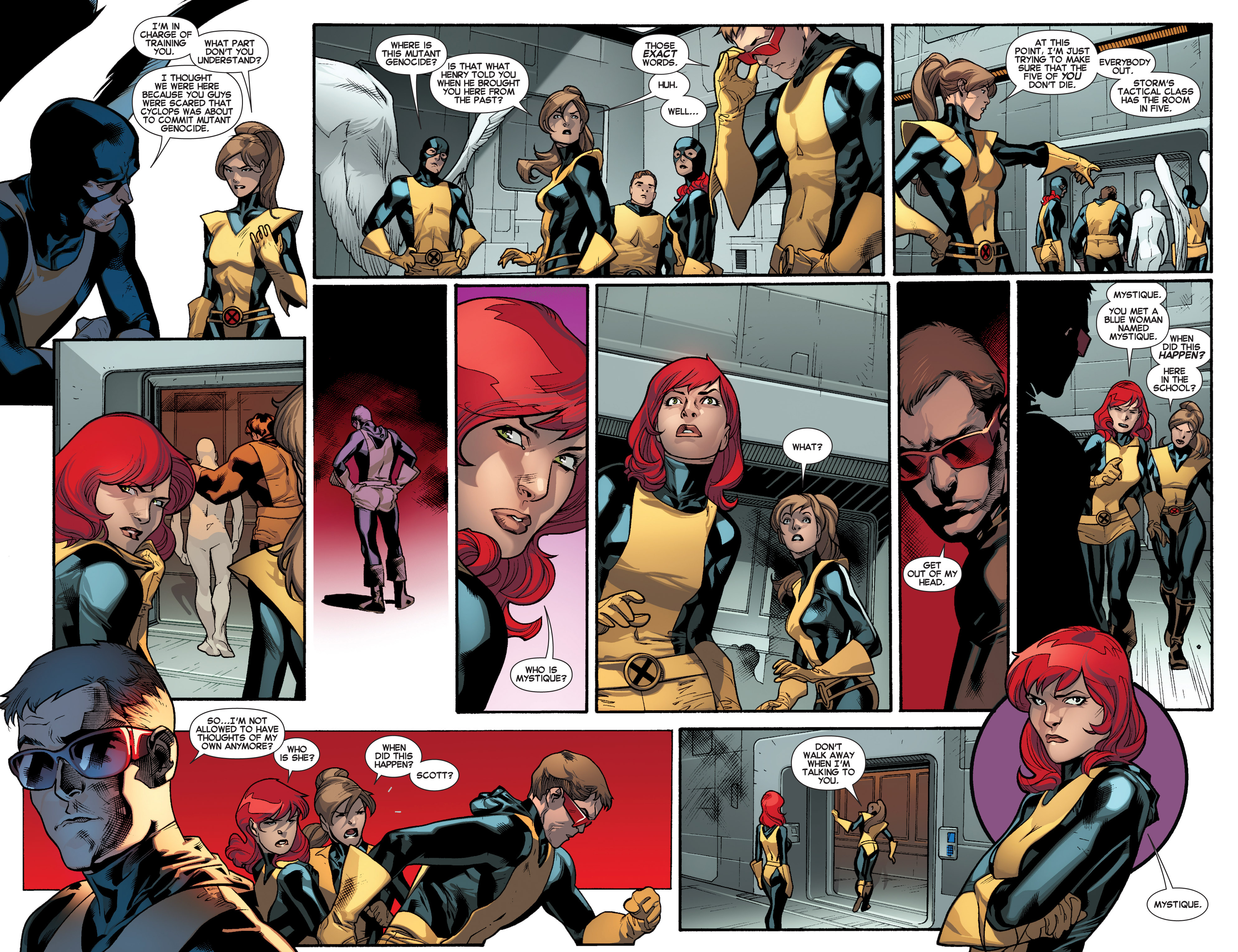 Read online All-New X-Men (2013) comic -  Issue # _Special - Here To Stay - 76