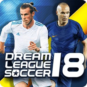 Dream League Soccer 2018 5.03 (Mod Money) Apk + Data