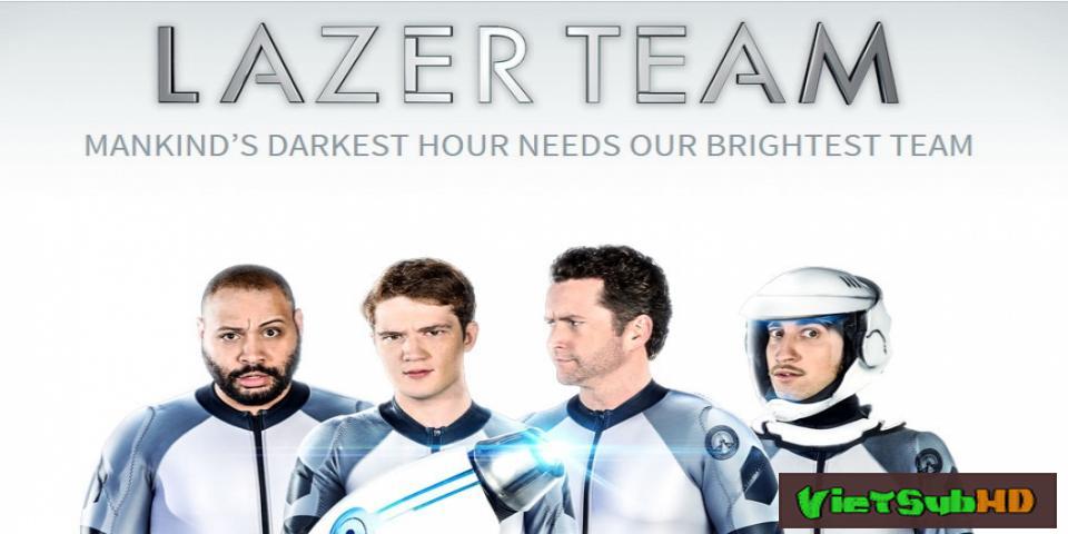 Phim Biệt Đội Laze Trailer VietSub HD | Lazer Team 2016