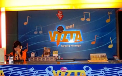 Harga Room Inul Vizta Cilegon Banten Karaoke Keluarga