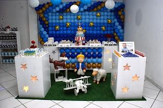 festa pequeno principe