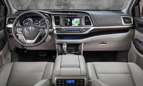 2015 Toyota Highlander AWD Review Design & Specs
