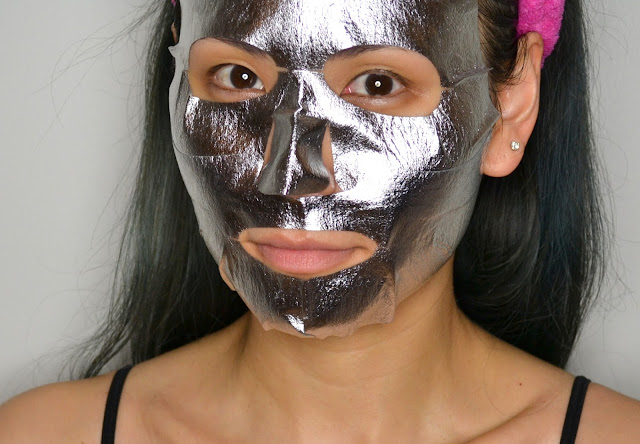 The Face Shop Mask.Lab Anti Aging Foil Face Mask Review