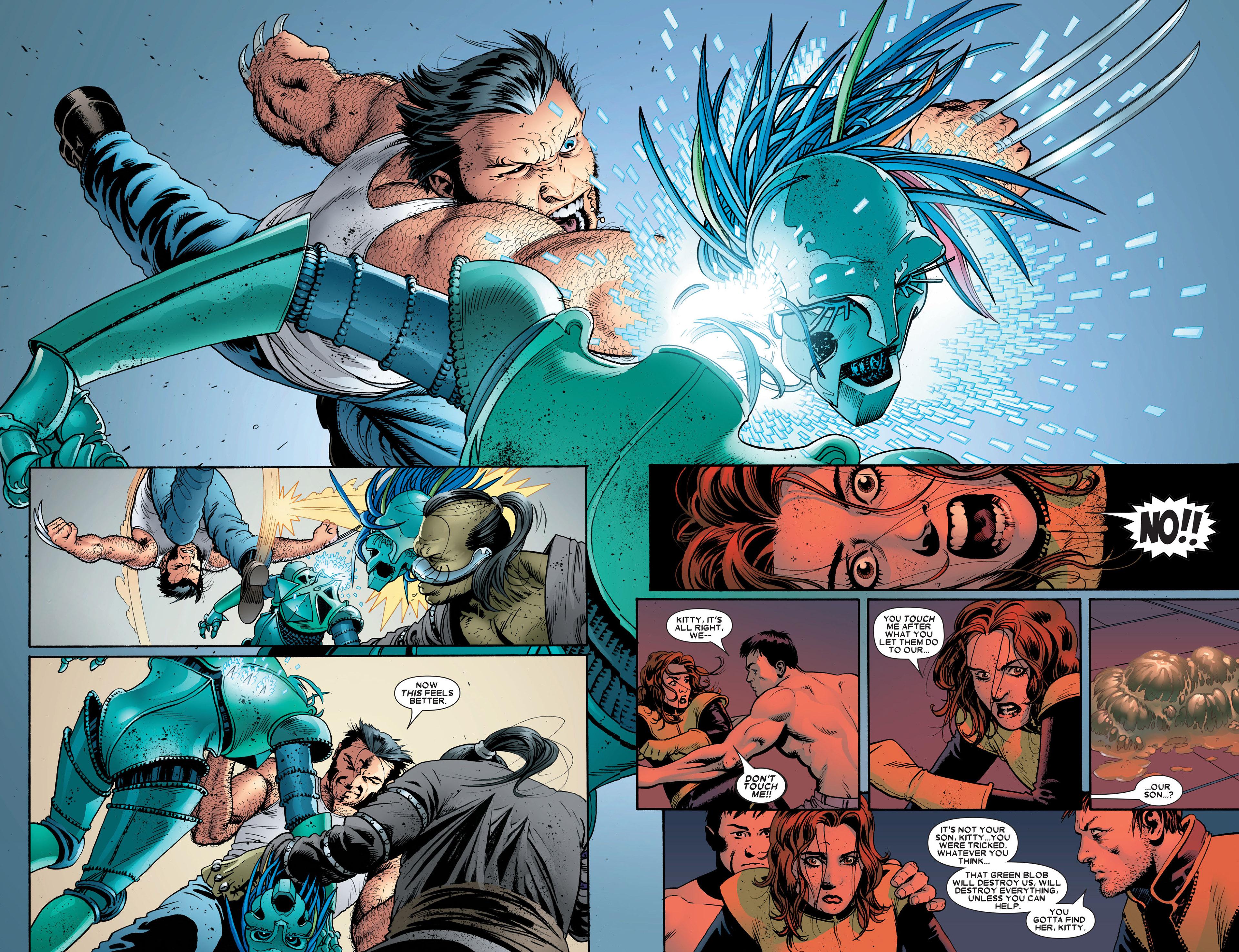 Read online Astonishing X-Men (2004) comic -  Issue #18 - 11