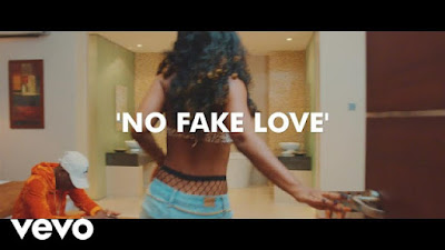 Lil Kesh - No Fake Love