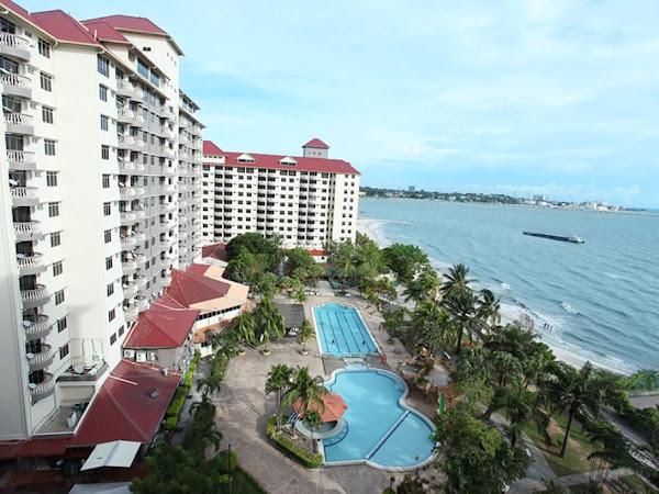 Pengalaman Bercuti di Pantai Port Dickson Negeri Sembilan
