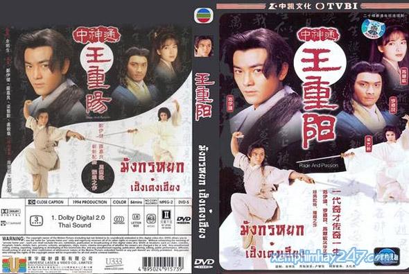 http://xemphimhay247.com - Xem phim hay 247 - Vương Trùng Dương (1992) - Rage And Passion (1992)