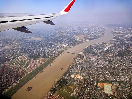 Starting Holiday to Thailand at Bangkok