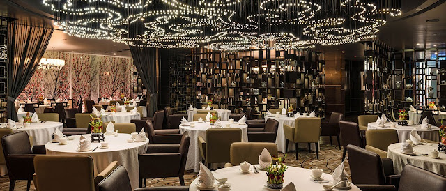 Intercontinental hotel kl for Best private dining rooms los angeles