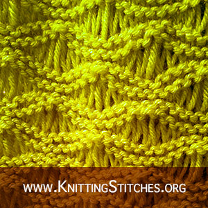 Beautiful Knitting Pattern for Scarf/ Cowl/ Cap