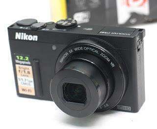 Jual Nikon CoolPIX P340 Wi-Fi
