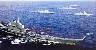 Liaoning Strike Group