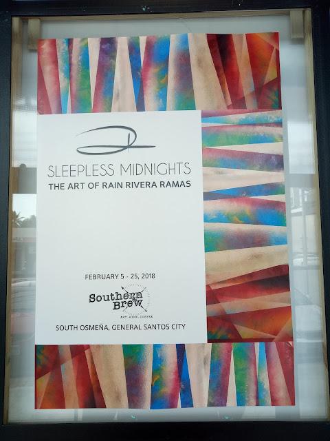 Sleepless Midnights by Rain Ramas