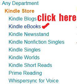 how to find free kindle books amazon