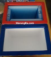 box styrofoam banner kecil