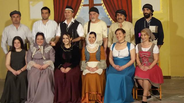 Η Ποντιακή παράσταση «Με το Ζορ΄ Διατρός» και πάλι στη Σταυρούπολη