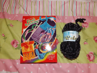 Knit your own scarf kit