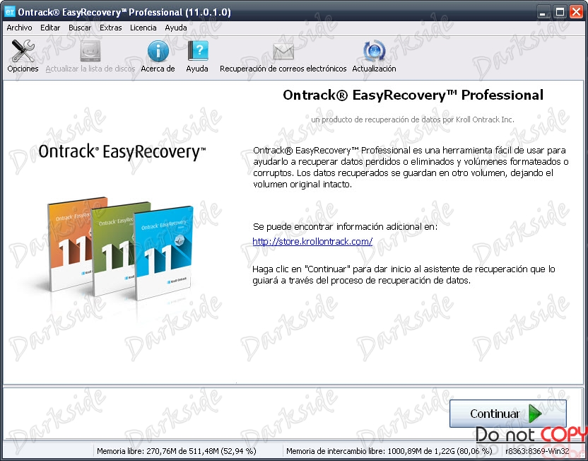 easyrecovery11 professional 11.5.0.2с