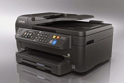 Epson WF-2660 Printer print page