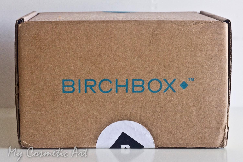 De compras en la tienda Birchbox