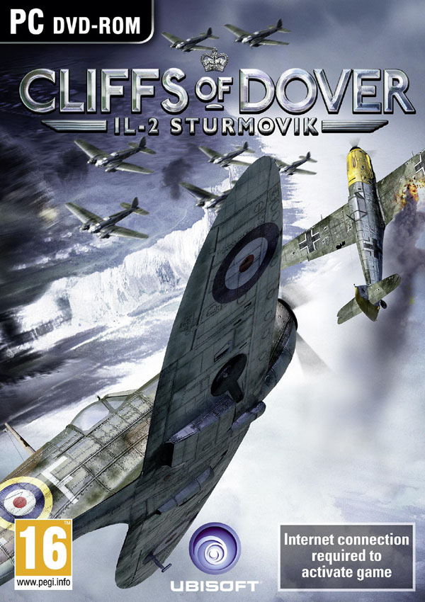 IL 2 Sturmovik Cliffs of Dover Download Cover Free Game