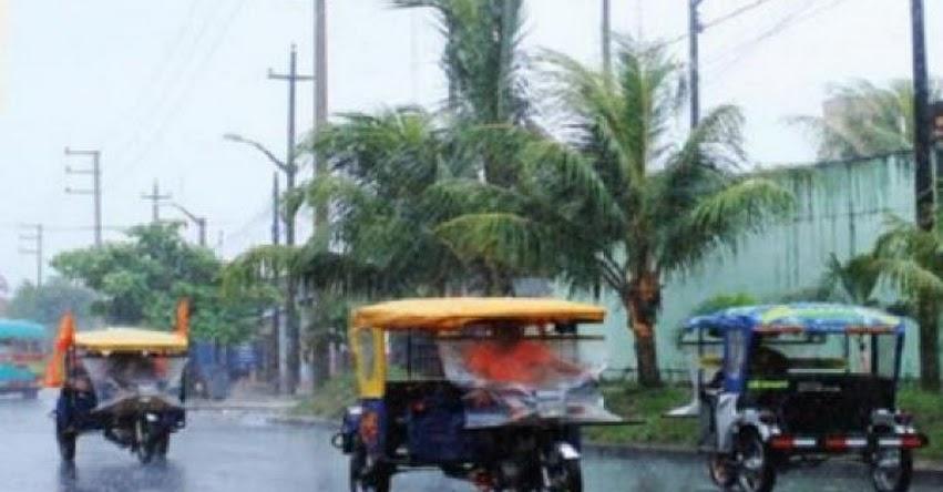 SENAMHI ALERTA: La Selva soportará nuevamente lluvias, descargas eléctricas y viento fuerte - www.senamhi.gob.pe