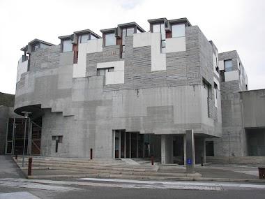 Intérpretes de lengua de signos en la Universidad de Vigo
