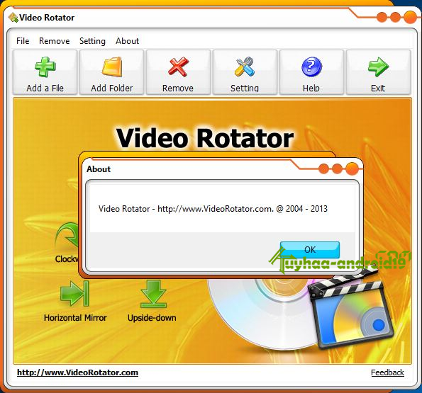 Video Rotator kuyhaa