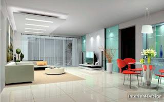 Gypsum Board False Ceiling Designs 17