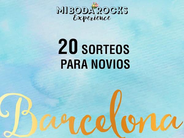 Expositores & Sorteos Mi Boda Rocks Experience Barcelona