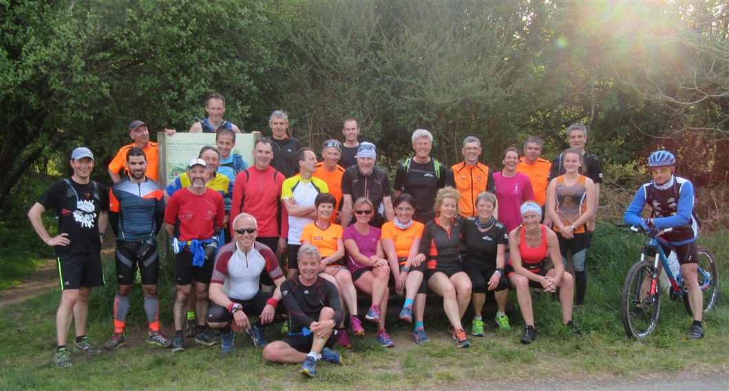 Reperage Trail en Guirec