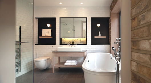 Bathroom Design with Modern Style - Home Design Ideas