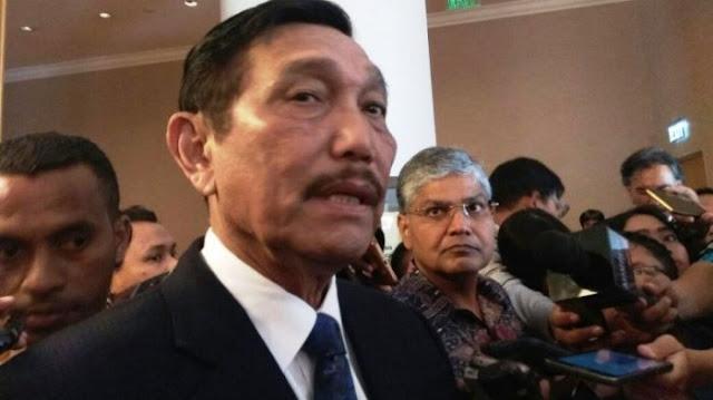 Prabowo Samakan Indonesia dengan Rwanda dan Haiti, Balasan Luhut Nyelekit: Kok Dia yang Ngatur?