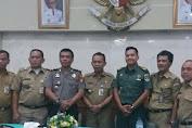 Jelang Ramadhan 2018, Tiga Pilar Kecamatan Tambora Antisipasi Keamanan