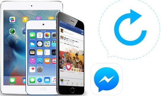 facebook messenger not working on ipad