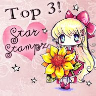 Top 3 Winner - Star Stampz Challenge Blog