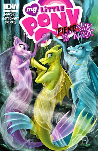 FIENDship is Magic #3