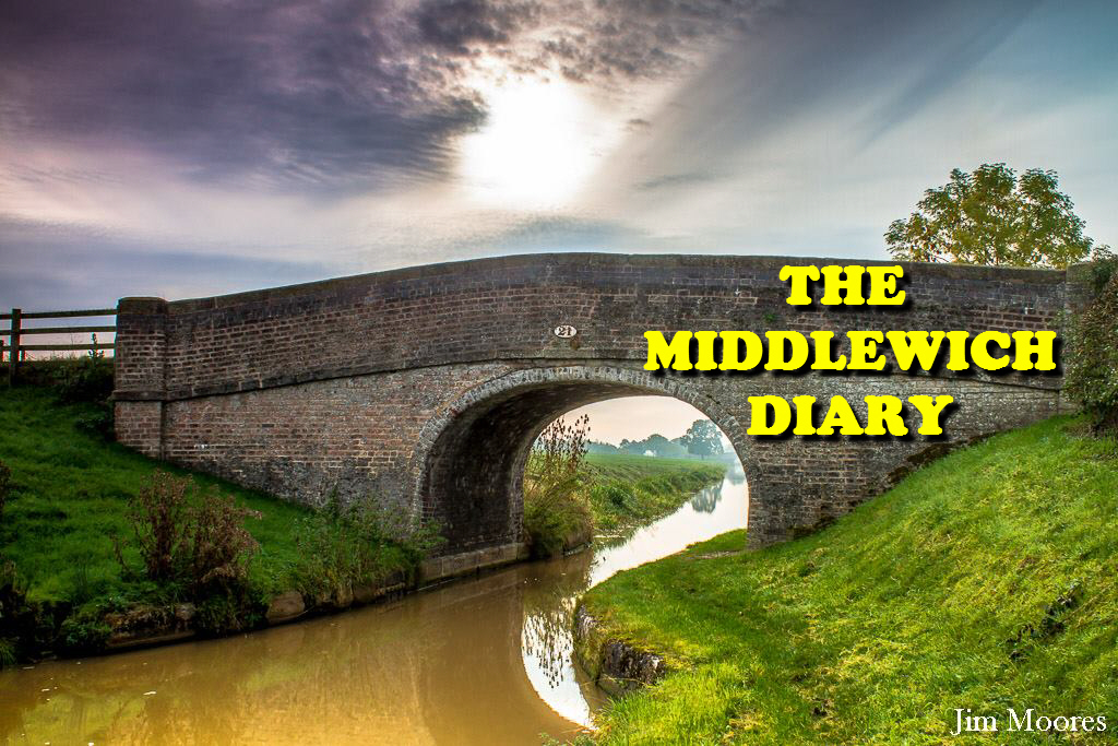 MIDDLEWICH DIARY ON FACEBOOK