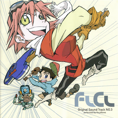 FLCL (Fooly Cooly) OST Collection - Shi No Kakaku 死の価格