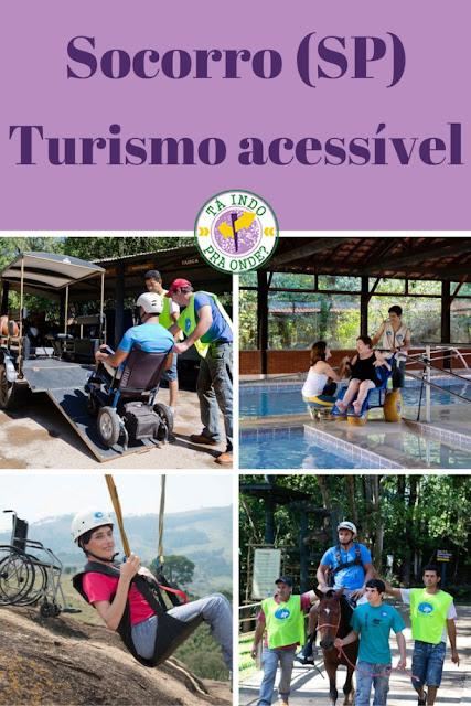 Socorro (SP) é o melhor destino para turismo acessível